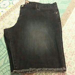 Gap Jeans Shorts Size 18